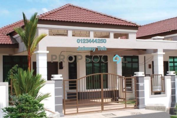 For Sale Semi-Detached at Taman Sungai Kapar Indah, Kapar Freehold Semi Furnished 4R/3B 609k