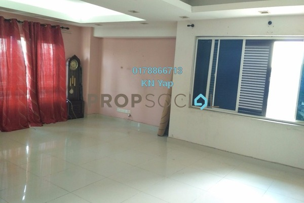 For Sale Condominium at Casa Desa, Taman Desa Freehold Semi Furnished 3R/3B 888k