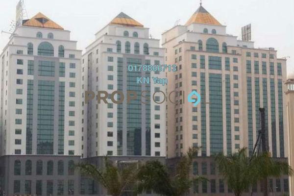 For Rent Office at Bangsar Trade Centre, Pantai Freehold Semi Furnished 0R/0B 6.1k