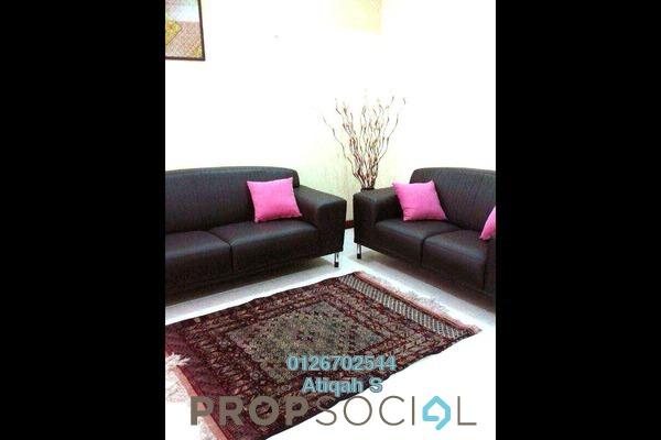 For Sale Condominium at Sri Acappella, Shah Alam Freehold Semi Furnished 2R/2B 450k