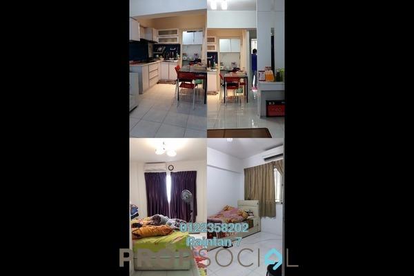 For Sale Condominium at Winner Heights, Desa Petaling Leasehold Semi Furnished 2R/2B 305k