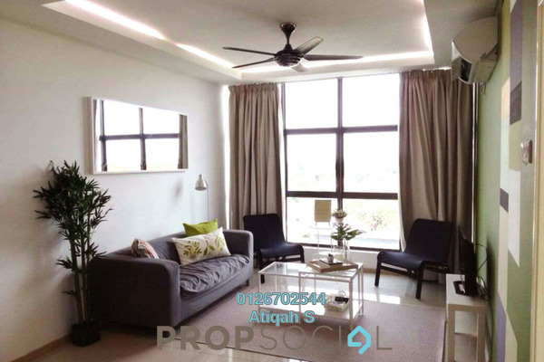 For Rent Condominium at Vista Alam, Shah Alam Freehold Fully Furnished 2R/2B 1.9k