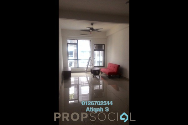 For Rent Condominium at Paramount Utropolis, Glenmarie Freehold Fully Furnished 3R/2B 2.4k