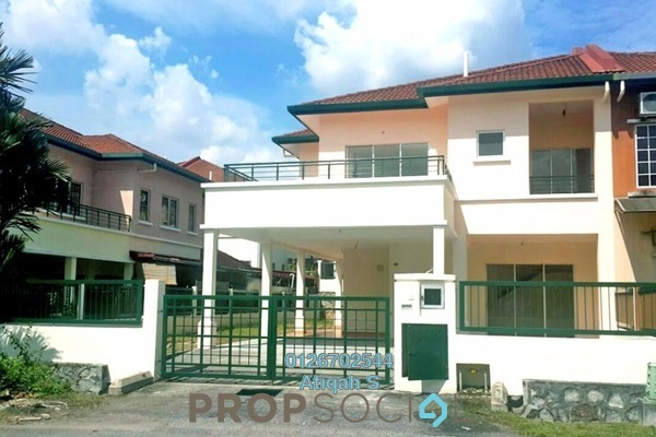 For Sale Semi-Detached at The Rise, Bandar Putra Permai Freehold Unfurnished 4R/4B 1.15m