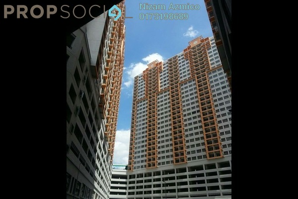 For Sale Apartment at OUG Parklane, Old Klang Road Freehold Unfurnished 3R/2B 399k