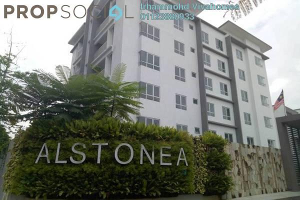 For Rent Apartment at Batu Tiga Industrial Park, Shah Alam Freehold Semi Furnished 3R/2B 1.28k