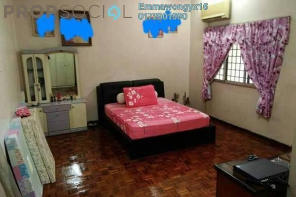 For Sale Terrace at Taman Desa Jaya, Kepong Freehold Semi Furnished 3R/2B 1m