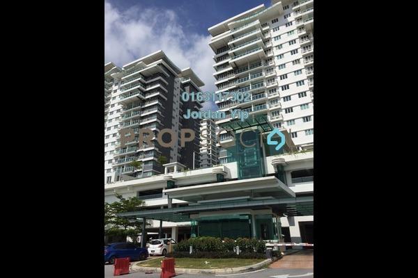 For Sale Condominium at The Regina, UEP Subang Jaya Freehold Semi Furnished 3R/3B 650k