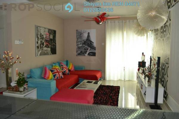 For Sale Condominium at Alam Puri, Jalan Ipoh Freehold Fully Furnished 3R/2B 550k