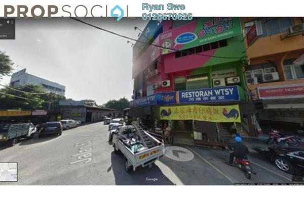 For Rent Shop at Taman Desa Jaya, Kepong Freehold Semi Furnished 0R/2B 8k