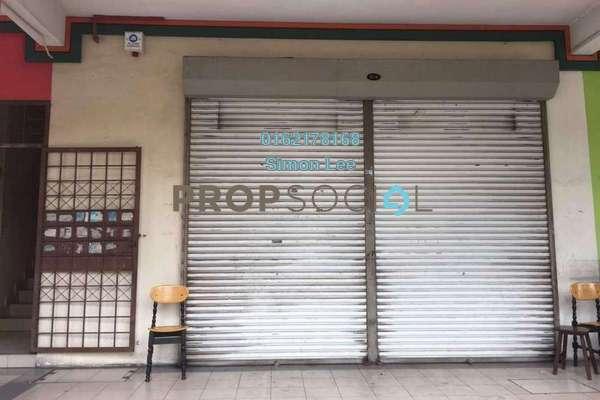 For Rent Shop at Rawang Mutiara, Rawang Freehold Unfurnished 1R/1B 1.7k