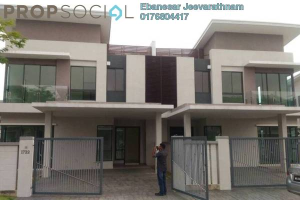 For Sale Semi-Detached at Aviva Green, Seremban 2 Freehold Unfurnished 4R/4B 1.25m
