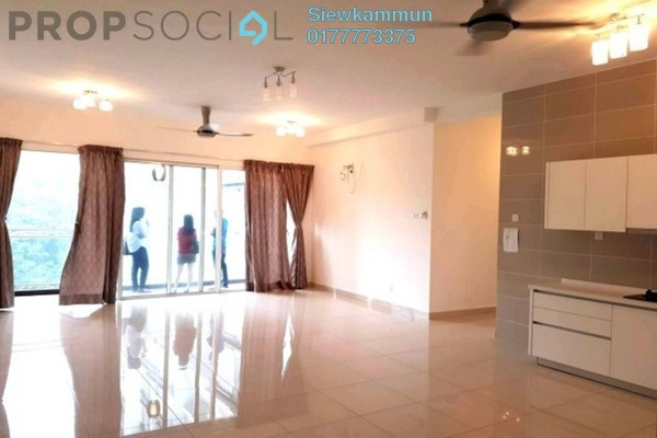 For Sale Condominium at Damansara Foresta, Bandar Sri Damansara Freehold Semi Furnished 4R/3B 770k