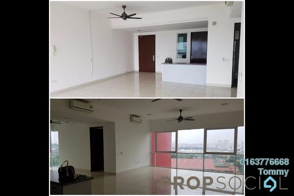 For Sale Condominium at Seringin Residences, Kuchai Lama Leasehold Semi Furnished 2R/2B 850k