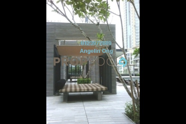 For Rent Condominium at One Menerung, Bangsar Freehold Semi Furnished 3R/3B 10k