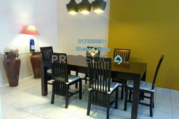 For Sale Condominium at Laman Suria, Mont Kiara Freehold Fully Furnished 2R/2B 700k