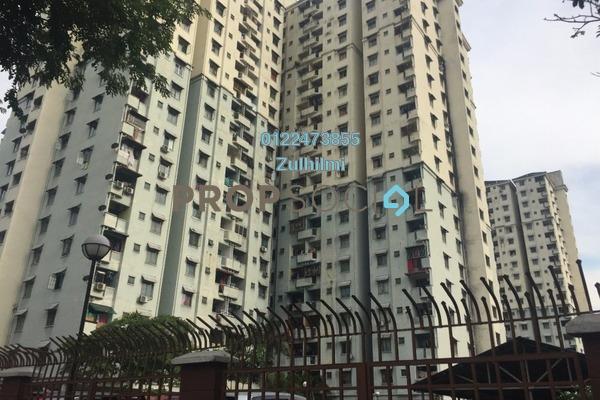 For Sale Apartment at Menara Orkid, Sentul Freehold Unfurnished 3R/2B 310k