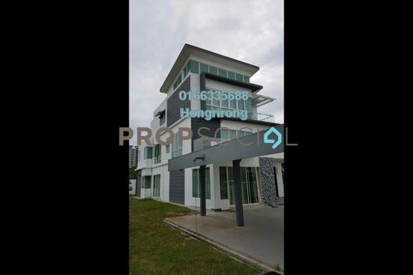 For Sale Bungalow at Grandville, UEP Subang Jaya Freehold Semi Furnished 6R/8B 3.5m