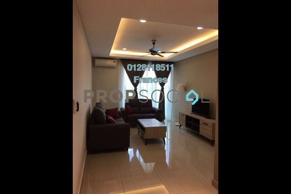 For Rent Condominium at Hijauan Saujana, Saujana Freehold Fully Furnished 3R/2B 2.3k