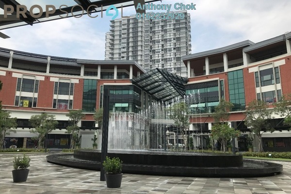 For Rent SoHo/Studio at Plaza Arcadia, Desa ParkCity Freehold Semi Furnished 1R/1B 2.8k