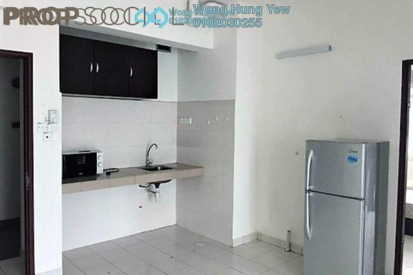 For Sale Serviced Residence at Menara Rajawali, Subang Jaya Freehold Fully Furnished 2R/2B 520k