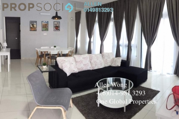 For Rent Link at Eco Botanic, Skudai Freehold Fully Furnished 4R/4B 2.8k