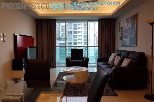 For Rent Condominium at Solaris Dutamas, Dutamas Freehold Fully Furnished 2R/2B 4.95k
