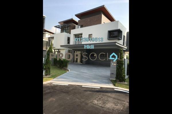 For Sale Bungalow at Long Branch Residences @ HomeTree, Kota Kemuning Leasehold Unfurnished 6R/7B 3.1m