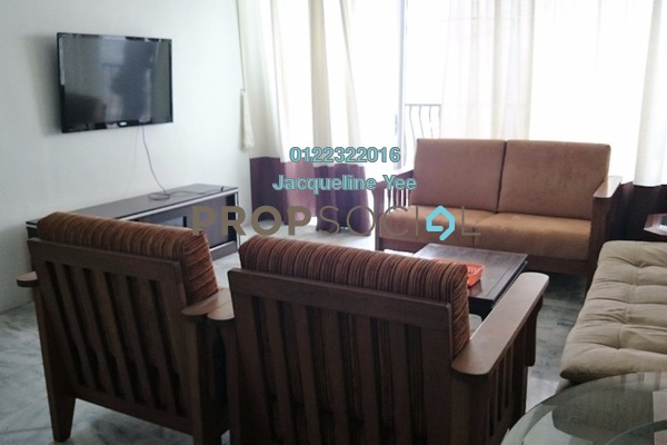 For Sale Condominium at Jasmine Towers, Petaling Jaya Freehold Semi Furnished 2R/2B 650k