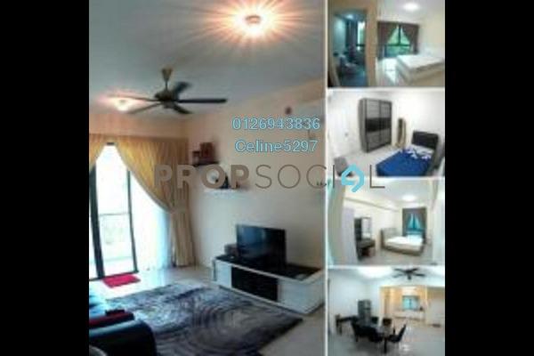 For Rent Condominium at Villa Wangsamas, Wangsa Maju Freehold Fully Furnished 3R/3B 2.2k