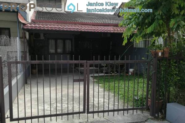 For Rent Terrace at SS4, Kelana Jaya Freehold Unfurnished 3R/2B 1.6k