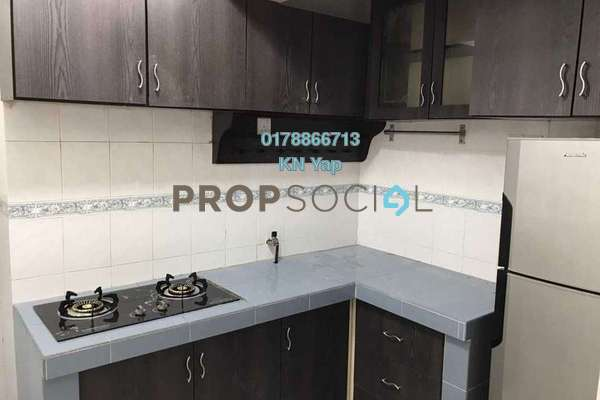 For Sale Condominium at Danau Idaman, Taman Desa Freehold Fully Furnished 3R/2B 439k