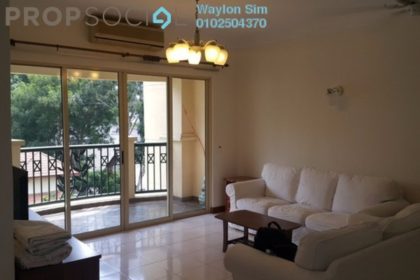 For Rent Condominium at Almaspuri, Mont Kiara Freehold Fully Furnished 4R/3B 3.5k