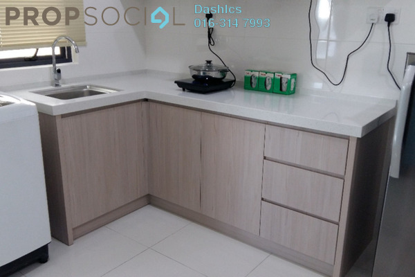 For Rent Condominium at 8 Kinrara, Bandar Kinrara Freehold Fully Furnished 1R/1B 1.7k