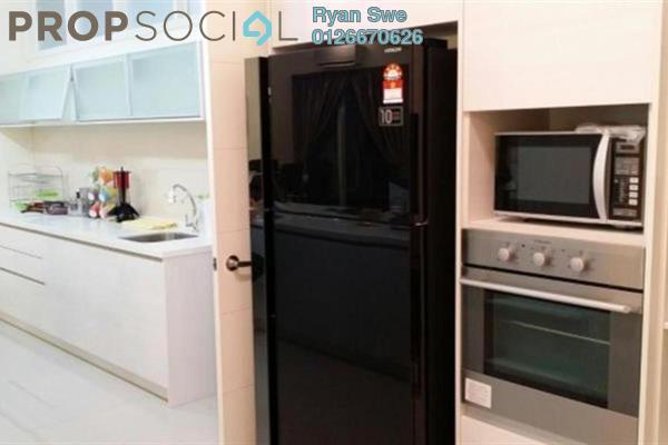 For Sale Condominium at Sri Jinjang Apartment, Jinjang Freehold Semi Furnished 3R/2B 300k