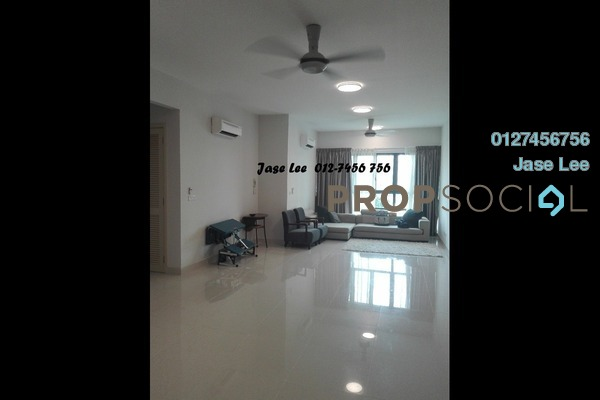 For Sale Condominium at KM1, Bukit Jalil Freehold Semi Furnished 3R/3B 1.11m
