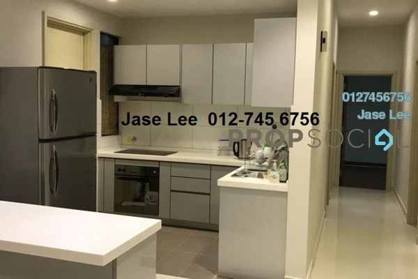 For Sale Condominium at KM1, Bukit Jalil Freehold Semi Furnished 3R/3B 1.15m