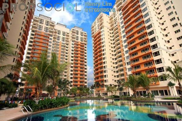 For Rent Condominium at East Lake Residence, Seri Kembangan Freehold Fully Furnished 3R/2B 2.3k