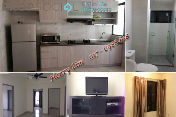 For Rent Condominium at Park 51 Residency, Petaling Jaya Freehold Fully Furnished 4R/2B 1.95k