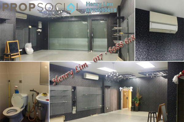 For Rent Shop at Taman Melawati, Melawati Freehold Semi Furnished 0R/0B 4k