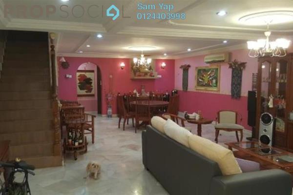 For Sale Terrace at Seksyen 2, Bangi Freehold Semi Furnished 4R/3B 900k
