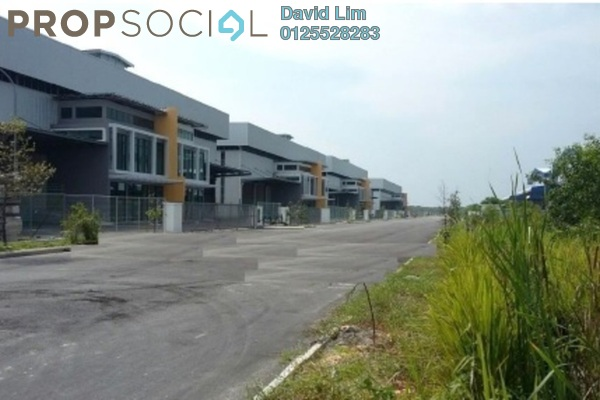 For Rent Factory at Perdana Industrial Park, Port Klang Freehold Semi Furnished 0R/0B 125k