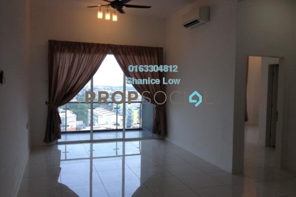 For Sale Condominium at Skypod, Bandar Puchong Jaya Freehold Semi Furnished 2R/2B 560k