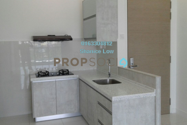 For Rent Condominium at Skypod, Bandar Puchong Jaya Freehold Semi Furnished 2R/2B 1.6k