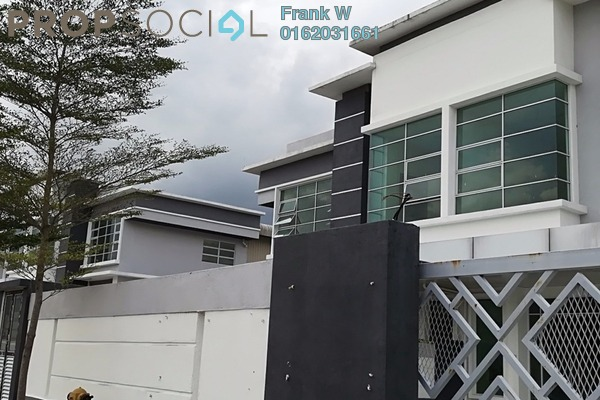 For Sale Factory at Semenyih Hi-Tech Industrial Park, Semenyih Freehold Unfurnished 0R/0B 2.2m