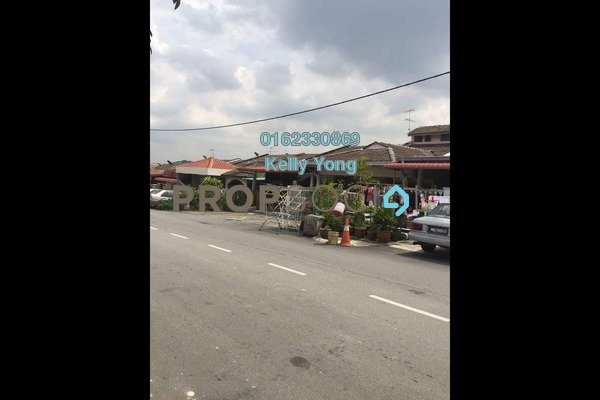 For Sale Terrace at Taman Cheras Permai, Batu 9 Cheras Freehold Semi Furnished 4R/2B 750k