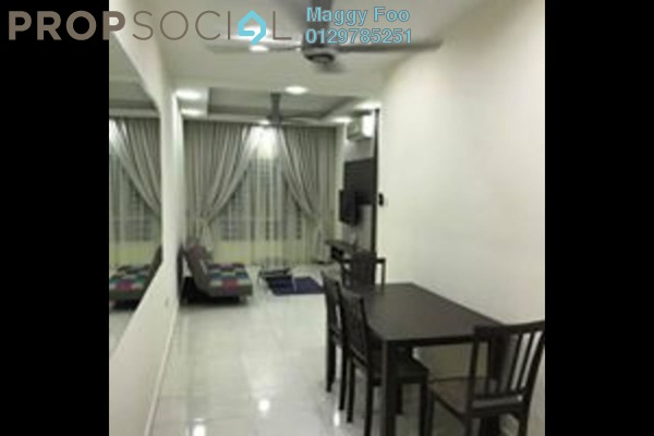 For Rent Condominium at Metropolitan Square, Damansara Perdana Freehold Fully Furnished 2R/1B 1.75k