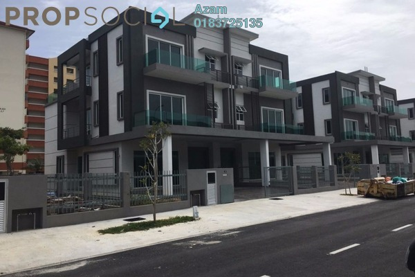 For Sale Semi-Detached at Taman Baiduri, Dengkil Leasehold Semi Furnished 6R/5B 1.2m