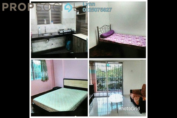 For Rent Condominium at Arena Green, Bukit Jalil Freehold Fully Furnished 2R/1B 1.2k