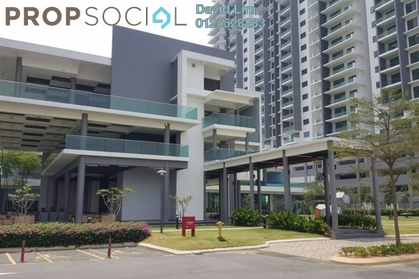 For Sale Condominium at X2 Residency, Puchong Freehold Unfurnished 5R/5B 648k